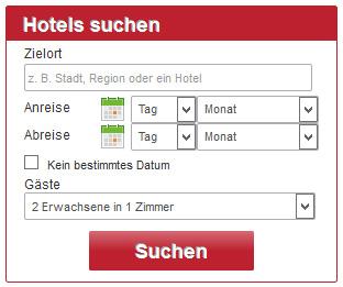 Hotelsuche