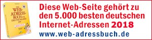 Web -Adressbuch 2018