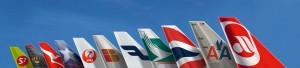 Flugbewertungen A - Z - oneworld Mitglieder